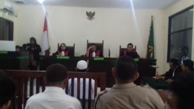 Kurir 20 Kg Sabu Divonis 19 Tahun Penjara