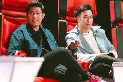 Nino RAN Sujud Syukur Berhasil Gaet Peserta Asal Medan di The Voice Indonesia