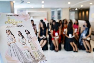 Audisi Miss Indonesia 2020 Hari Pertama, Peserta Bersaing Ketat dan Tetap Antusias
