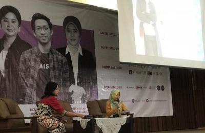Sambut Bulan Inklusi, Dirut MNC Sekuritas Motivasi Mahasiswa di Surabaya