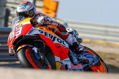 Tercepat di Sesi Kualifikasi, Marquez Tetap Waspadai Pembalap Yamaha