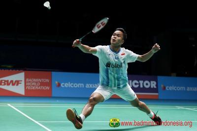 Jelang Semifinal China Open 2019, Ini Head to Head Anthony vs Antonsen
