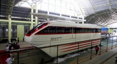 LRT Palembang Makin Ngebut Jadi 47 Menit
