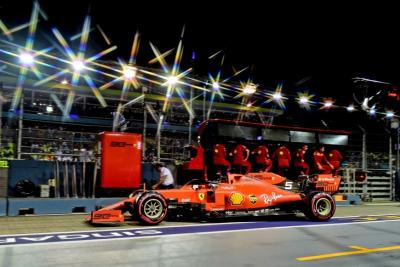 Ferrari Berharap Lanjutkan Momentum Kemenangan di F1 GP Singapura 2019