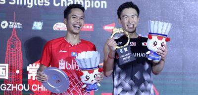 Hasil Lengkap Final China Open 2019