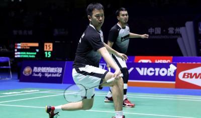 Ahsan Hendra Pastikan Tidak Ikut Korea Open 2019