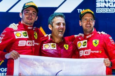 Vettel: Kepentingan Ferrari Lebih Besar dari Pembalapnya