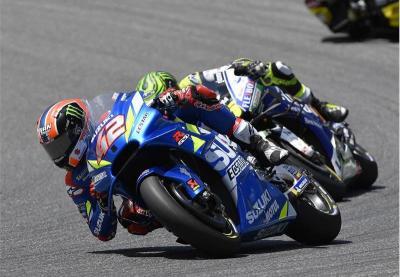Brivio Akui Suzuki Kesulitan di MotoGP Aragon 2019