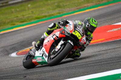 Crutchlow Bahagia Tembus Enam Besar di MotoGP Aragon 2019