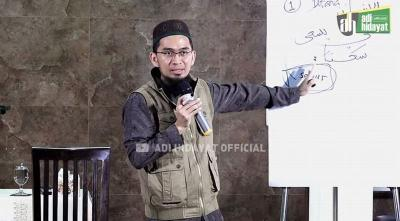 Agar Anak Cepat Hafal Alquran,  Ini Tips dari Ustadz Adi Hidayat