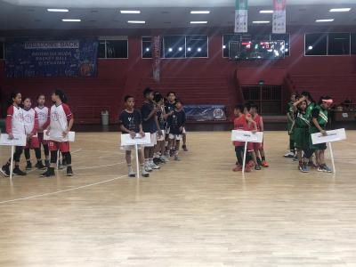 Indonesia Muda Basketball Open Tournament Kembali Digelar