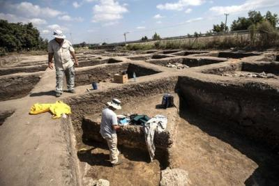 Arkeolog Temukan Sisa-Sisa Kota Kuno Berusia 5.000 Tahun