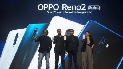 Oppo Resmi Luncurkan Oppo Reno 2 dan 2F, Ini Spesifikasi dan Harganya