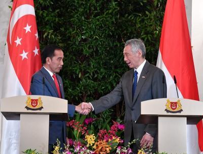 Fakta Kesepakatan Jokowi dengan Singapura, Tukar Mata Uang Rp100 Triliun