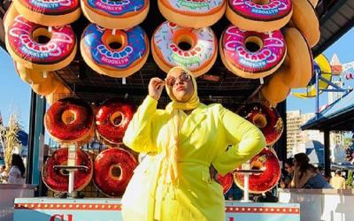 4 Inspirasi Hijab buat Kamu yang Plus Size biar Makin Cantik!