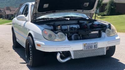 Andalkan Perangkat Turbo, Tenaga Mesin Hyundai Sonata Tembus 500 HP