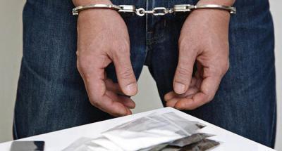 Polisi Tangkap Kurir Heroin di Swalayan Kawasan Jakarta Utara