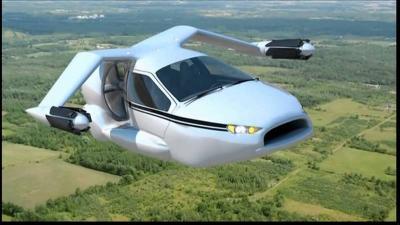 Wujudkan Mobil Terbang, Porsche Gandeng Produsen Pesawat Terkenal