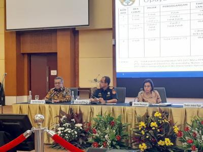 Langgar Aturan, Sri Mulyani Cabut Izin Pusat Logistik Berikat