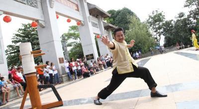 Ki Kusumo Garap Film Kungfu Lo Ban Teng