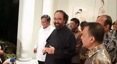 Isi Pembicaraan Prabowo-Paloh Diungkap Dahnil Anzar