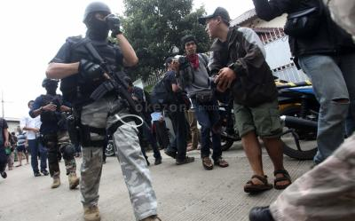 Densus 88 Tangkap 1 Terduga Teroris di Poso