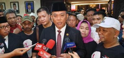 Prasetyo Edi Tak Punya Target di Periode Kedua Memimpin DPRD DKI