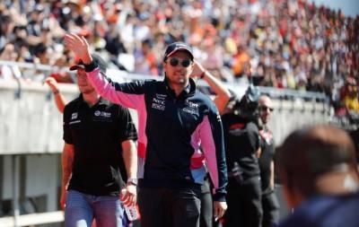 Terlibat Insiden dengan Gasly di F1 GP Jepang 2019, Perez Murka