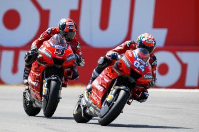 Meski Gagal Bersaing dengan Honda, Bos Ducati Puas dengan Pencapaian Timnya Musim Ini