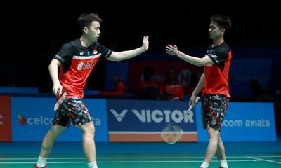 Indonesia Targetkan Gelar Juara dari Ganda Putra di Denmark Open 2019
