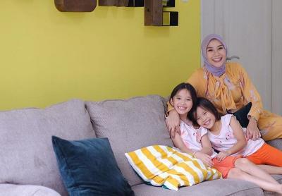 Curhat Zaskia Mecca 3 Anaknya Kena Asma, Cuma 2 Dokter yang Bisa