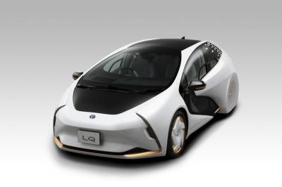 Toyota Bikin Mobil Antijenuh, Pengemudi Bisa Ngobrol dengan Yui