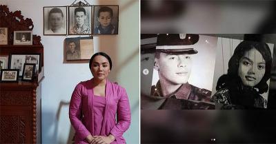 Dewi Gita Kaget Anaknya Mirip Calon Istri Pierre Tendean, Gisel : Teh Aku Merinding!