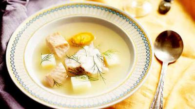 Nikmatnya Ukha, Sup Halal dari Rusia
