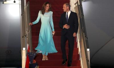 Royal Tour ke Pakistan Berdua, Siapa yang Jaga Tiga Anak Pangeran William dan Kate Middleton?