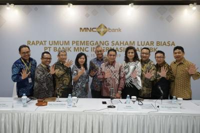 Berencana Right Issue, MNC Bank Incar Dana Rp200 Miliar
