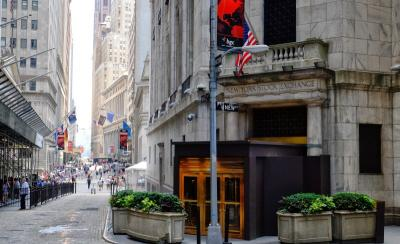 Wall Street Dibuka Menguat berkat Laporan Keuangan Emiten