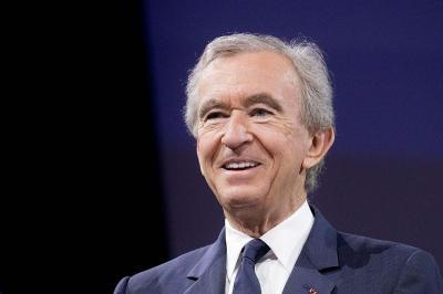 Miliarder Pemilik Louis Vuitton Kian Kaya Raya, Duitnya Tambah Rp71 Triliun