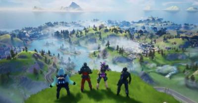 Setelah Lubang Hitam, Gamer Menanti Fortnite Chapter Two
