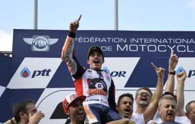 Lorenzo Tak Heran Marquez Mampu Mendominasi MotoGP