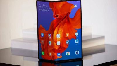 Huawei Mate X Meluncur Akhir Oktober, Adopsi Kirin 990