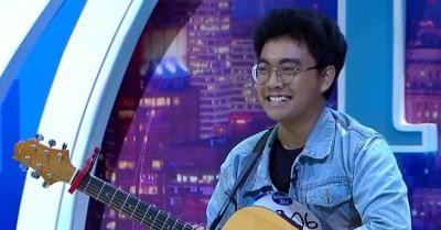 Keterbatasan Fisik, Peserta Ini Mampu Raih Golden Ticket Indonesian Idol 2019