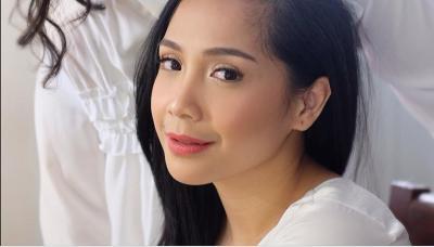 Makeup Flawless ala Nagita Slavina, Cantiknya Natural