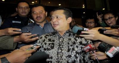 Pimpinan MPR Sambangi Jokowi dan SBY Antar Undangan Pelantikan Presiden