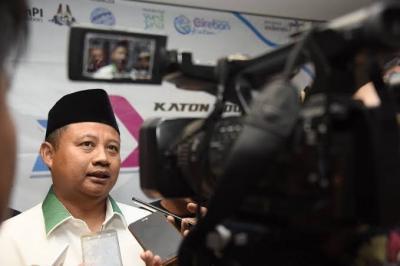 Supendi Kena OTT KPK, Taufik Hidayat Jadi Plh Bupati Indramayu