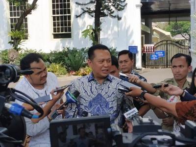 Ketua MPR Ajak Semua Pihak Sukseskan Pelantikan Jokowi-Ma'ruf Amin