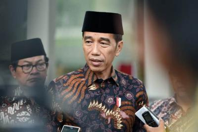 Jokowi Tegaskan Pemerintah Tidak Pernah Larang Demonstrasi
