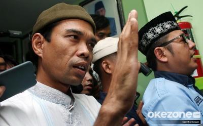 Mahasiswa Kenang Gaya Mengajar Ustadz Abdul Somad yang Kharismatik