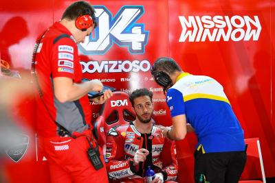 Dovizioso Pastikan Tampil Kuat di MotoGP Jepang 2019