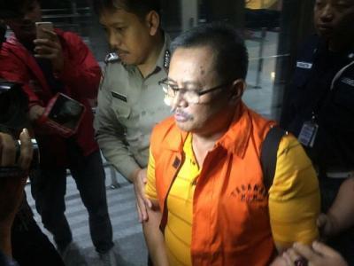 Supendi Ditangkap KPK, Golkar Indramayu Belum Tentukan Sikap